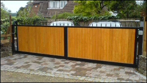 Automatic Gates/Doors